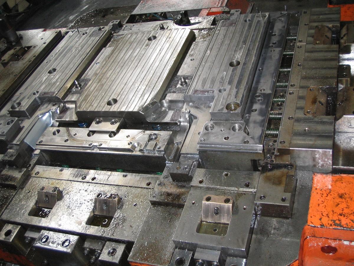 Штамп для хол.листовой штамповки (5)